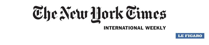 Le Figaro - Selection New York Times