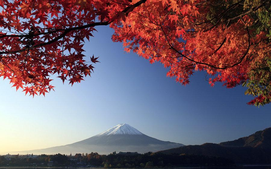 Autumn in JAPAN by ~SeeYouSpaceCowBoy14