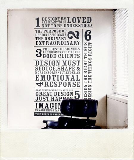 60 Amazing Typography-Based Posters