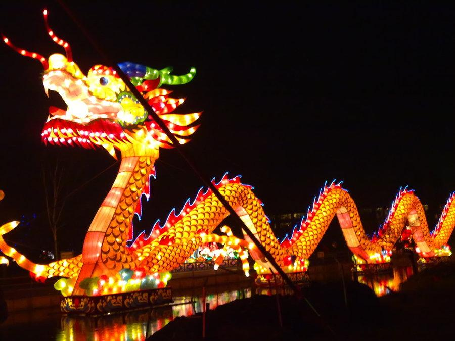 Chinese Festival Of Lights 10 by ~caspisan
