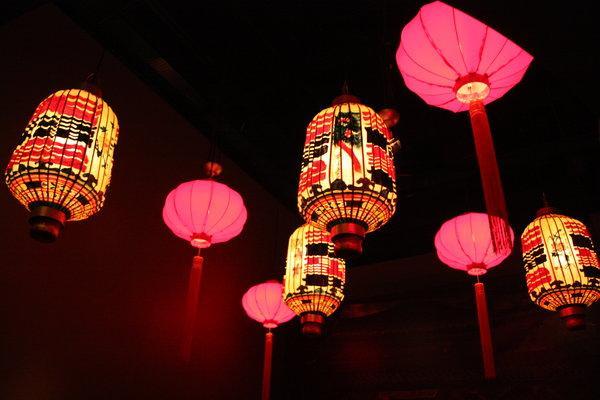 Chinese lanterns by ~sharshar