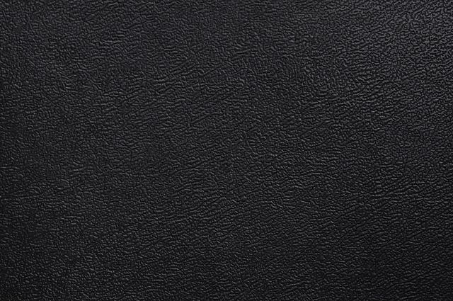 Close-up of black fake leather texture | Flickr - Photo Sharing!