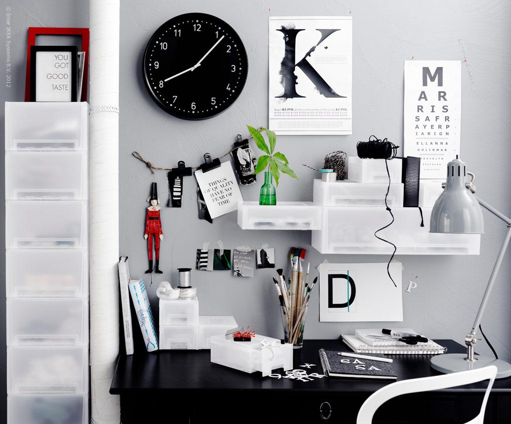 From Scandinavia with love - design & style (Photo from Ikea.)