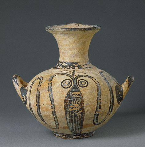 Water Jar with a Cuttlefish (Getty Museum)