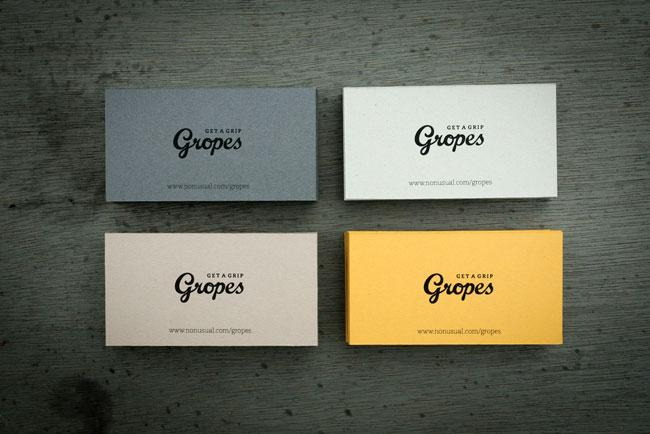 Gropes | Identity Designed