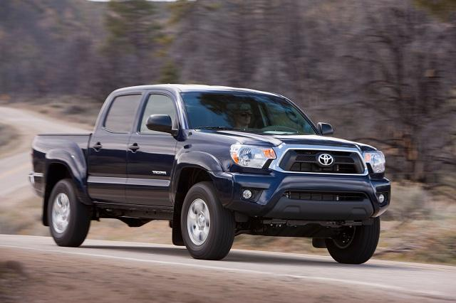 Top 10 Most Fuel Efficient Pickup Trucks | AutoGuide.com News