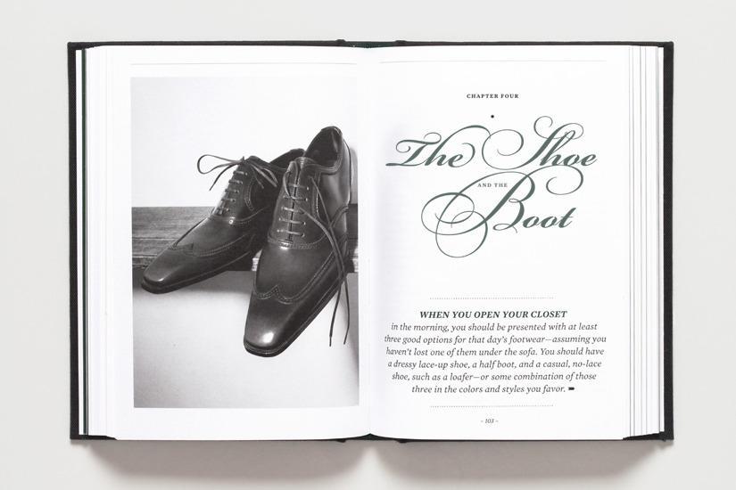 Esquire Handbook of Style - Edrea Lita | Graphic Designer