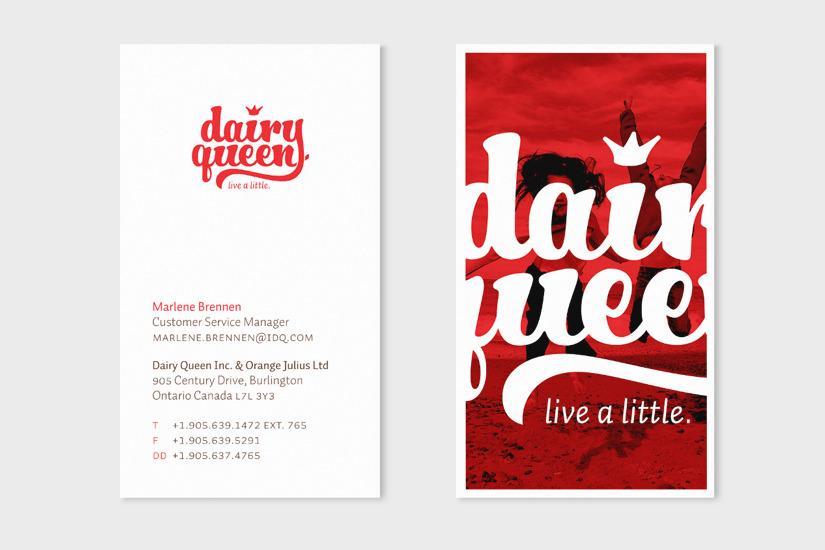 Dairy Queen - Edrea Lita | Graphic Designer