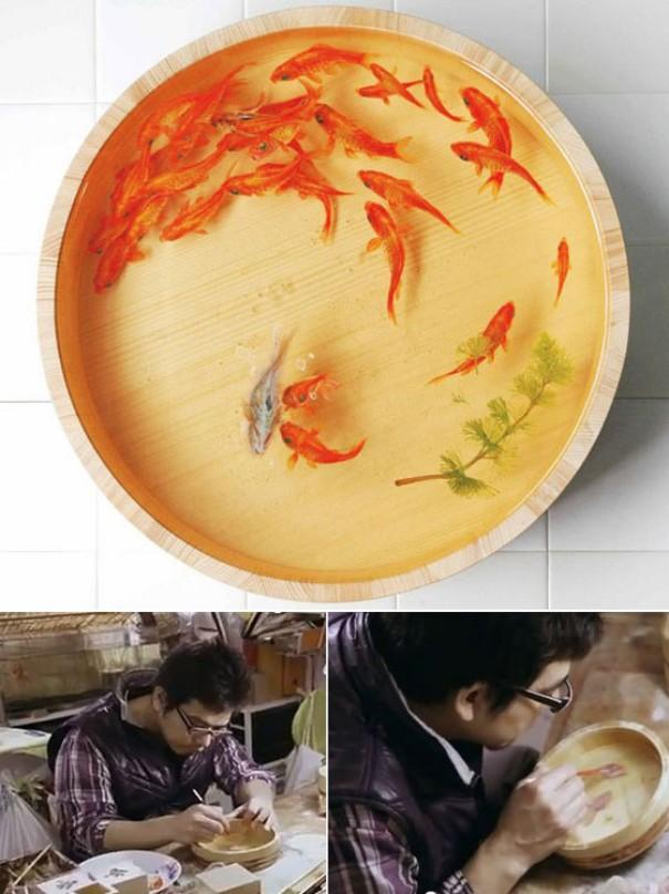 ????????? ?????? Google ??? http://crunchpost.com/wp-content/uploads/2012/01/realistic-goldfish-painting-01.jpg