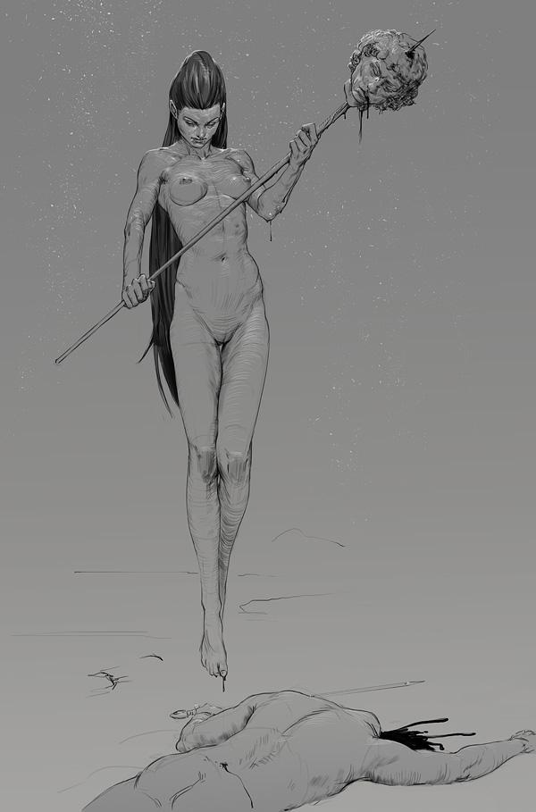 My mannequin can dance by *algenpfleger