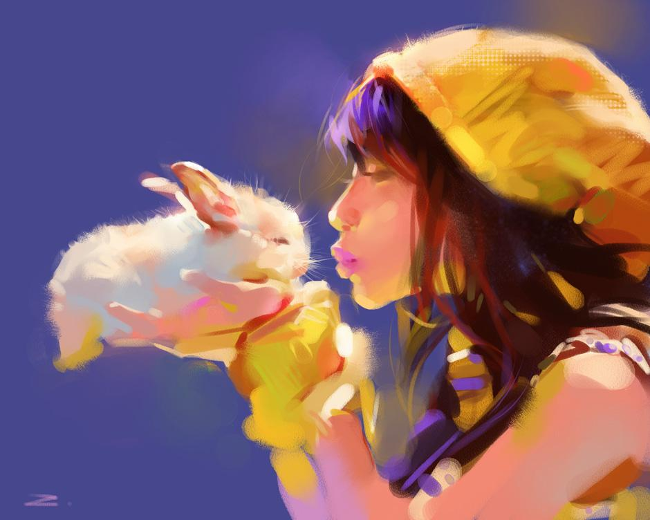 Copy from widjitas BunnyLover by ~zhuzhu