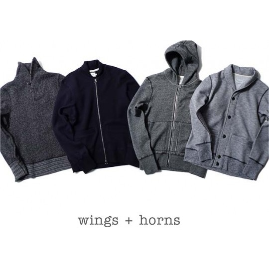Wings + Horns AW10 Winter 2010 discount sale voucher promotion code | fashionstealer