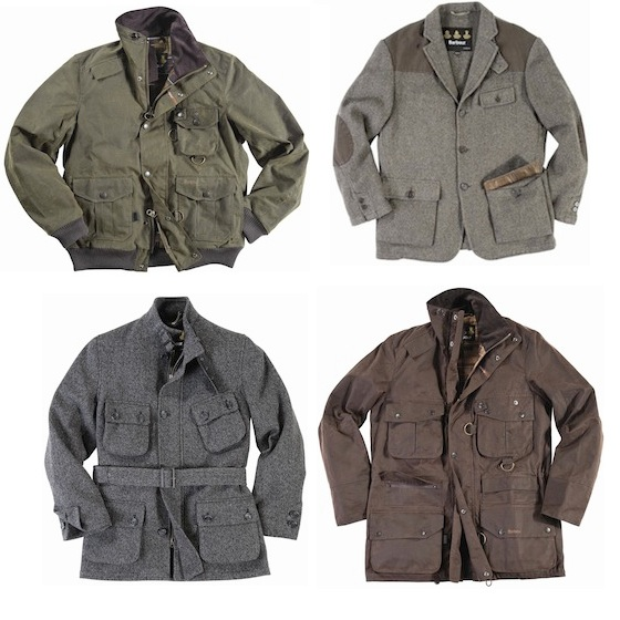 Barbour Dry Fly Jacket | Barbour Soft Tweed Country Jacket | Barbour Herringbone Internation Wool Coat | Barbour Spey Waxed Blouson Jacket discount sale voucher promotion code | fashionstealer