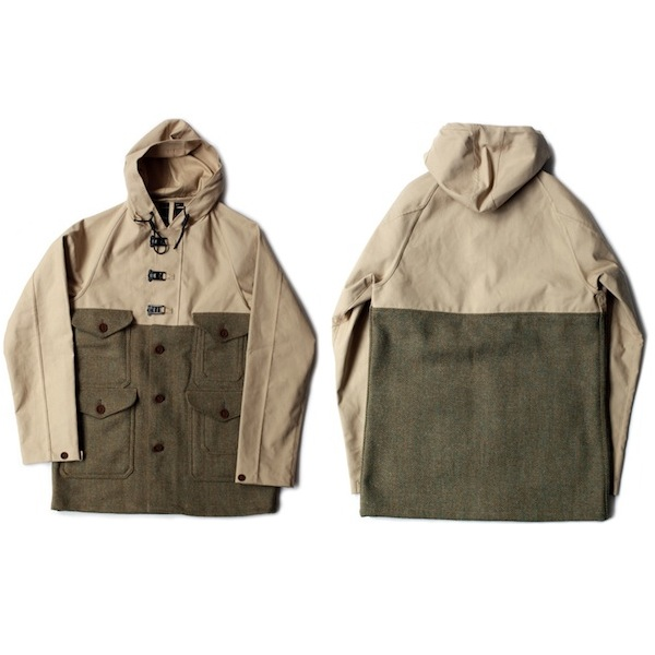 Nigel Cabourn Cameraman Army Jacket discount sale voucher promotion code | fashionstealer