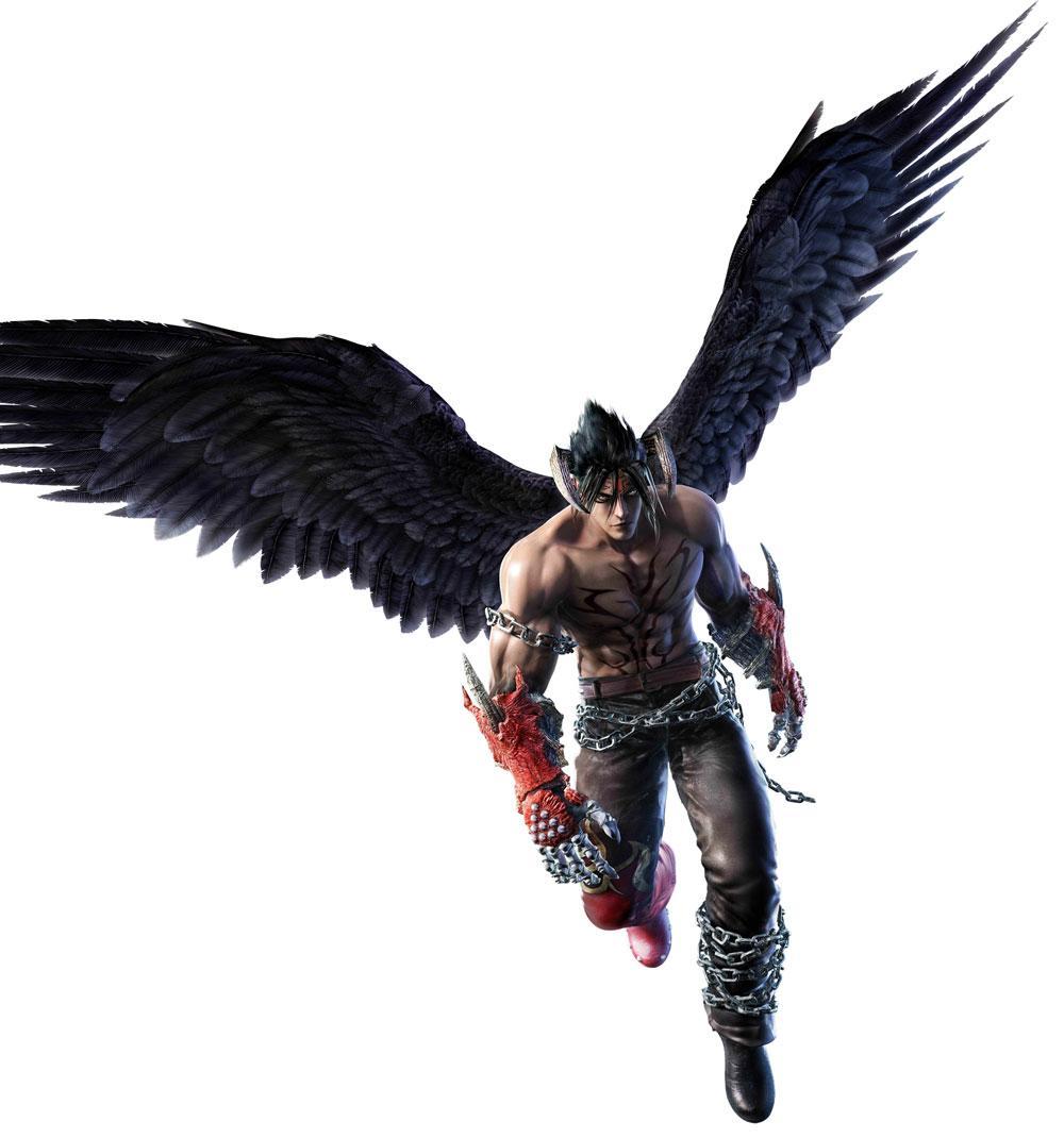 Image: Devil Jin | Tekken 6: Bloodline Rebellion Art Gallery
