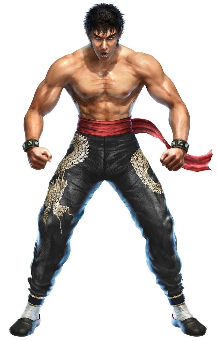 Image: Marshall Law | Tekken 6: Bloodline Rebellion Art Gallery