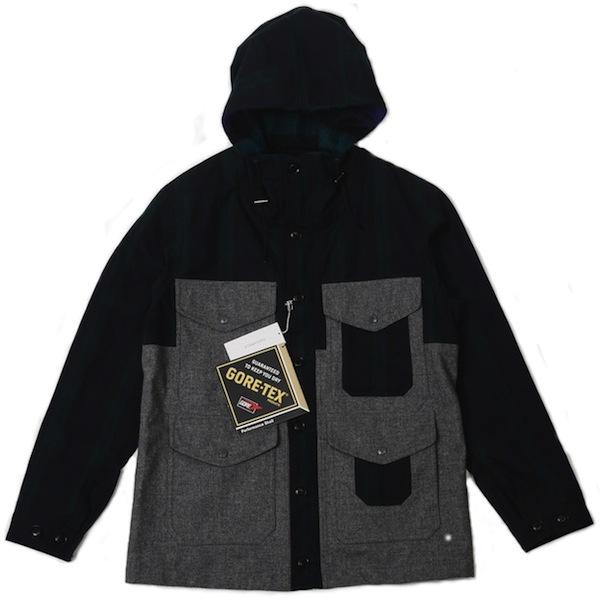 Nanamica Gore-Tex Cruiser Jacket discount sale voucher promotion code | fashionstealer