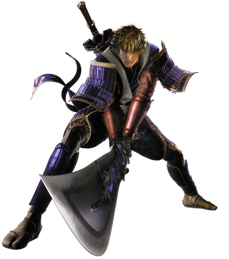 Image: Soki (a.k.a. Yuki Hideyasu) | Onimusha: Dawn of Dreams Art Gallery