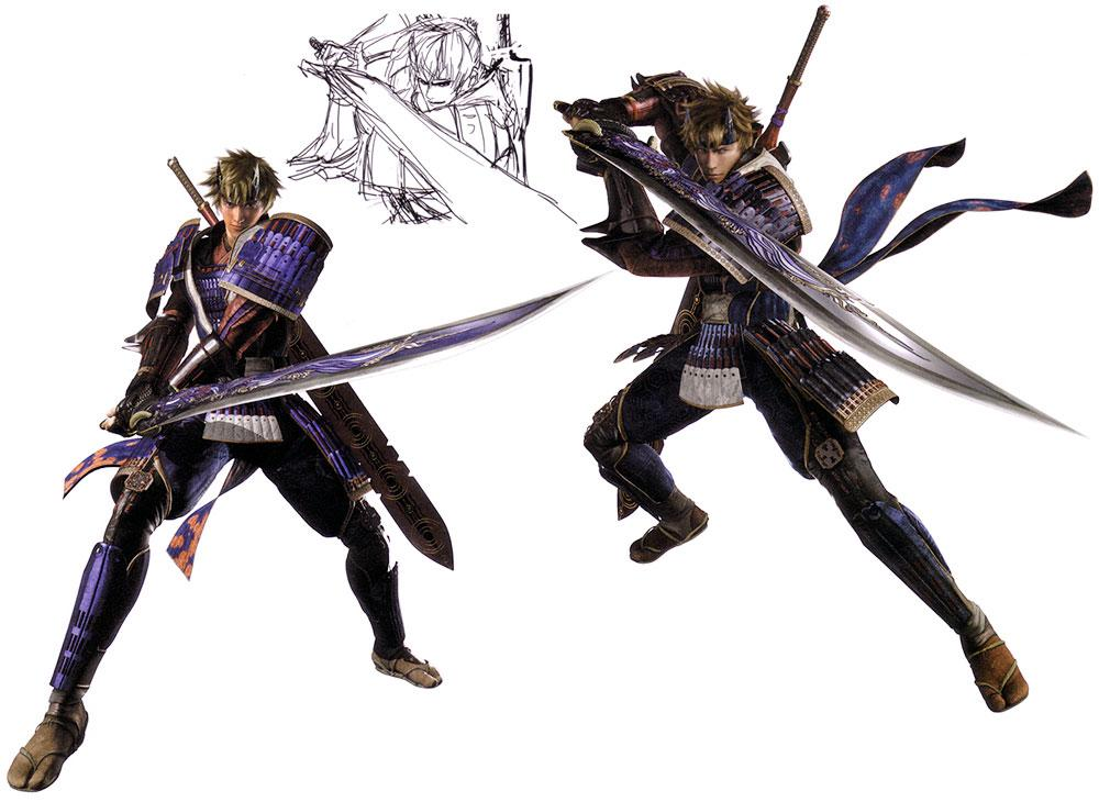 Image: Soki | Onimusha: Dawn of Dreams Art Gallery
