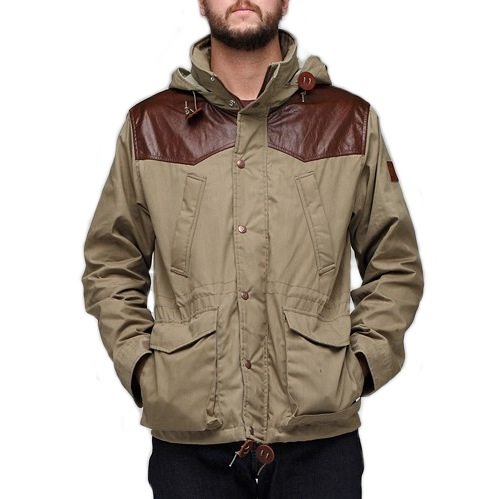 Penfield Lakeville Jacket Khaki Brown discount sale voucher promotion code | fashionstealer