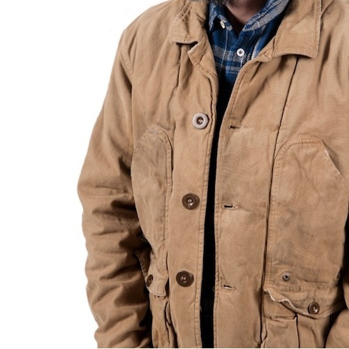 Levis Vintage Clothing Hunting Jacket discount sale voucher promotion code | fashionstealer