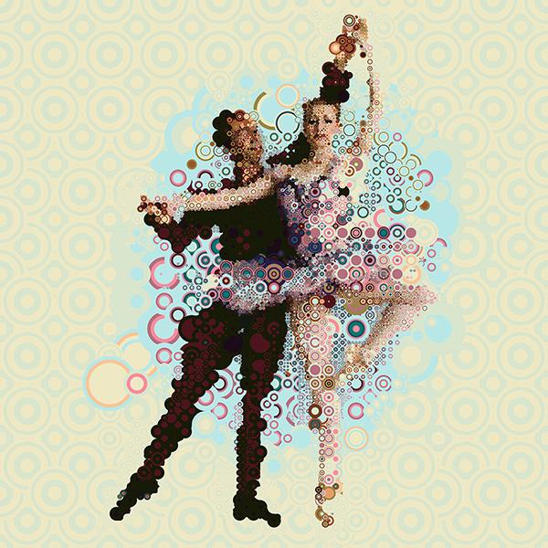 Dancing with circles