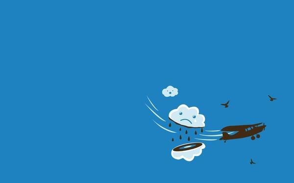 minimalistic minimalistic 1280x800 wallpaper – Clouds Wallpaper – Free Desktop Wallpaper