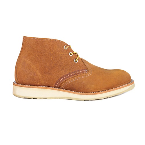 Red Wing Chukka Orange Suede discount sale voucher promotion code | fashionstealer
