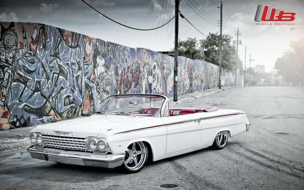 cars,Chevrolet cars chevrolet lowriders white cars impala 1680x1050 wallpaper – Chevrolet Wallpaper – Free Desktop Wallpaper