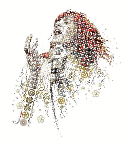 Florence and her ...machine / Charis Tsevis picture on VisualizeUs