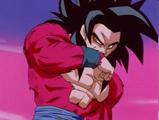 Fuck Yeah! Son Goku