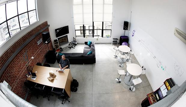 8 Cool Office Spaces | Inc.com