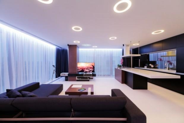 Highly Modern Interior Design by SquareOne