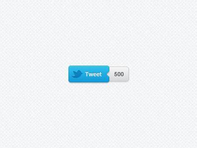 Tweet Button by Kean Richmond