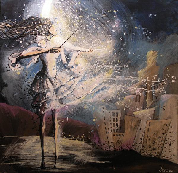 violinist by ~sirobnaiv