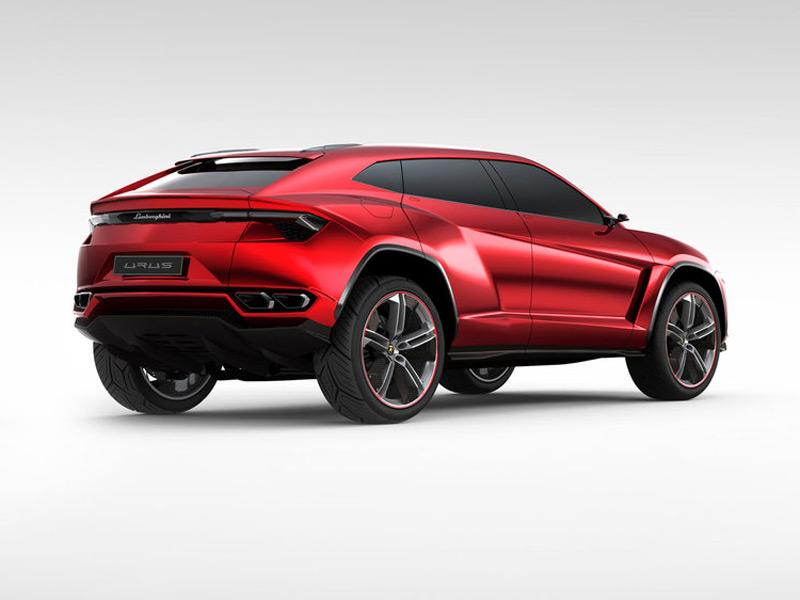 Lamborghini Urus Concept - Car Body Design