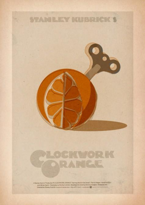 Piccsy :: A Clockwork Orange by 3ftDeep