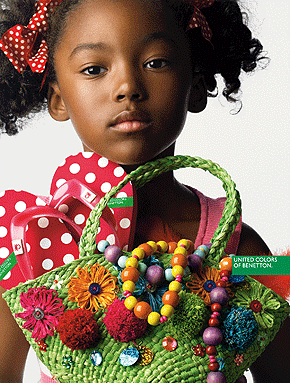 Our campaigns since 1973 - Benetton Children's Story