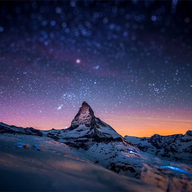 Fancy - Matterhorn Mountain @ Switzerland
