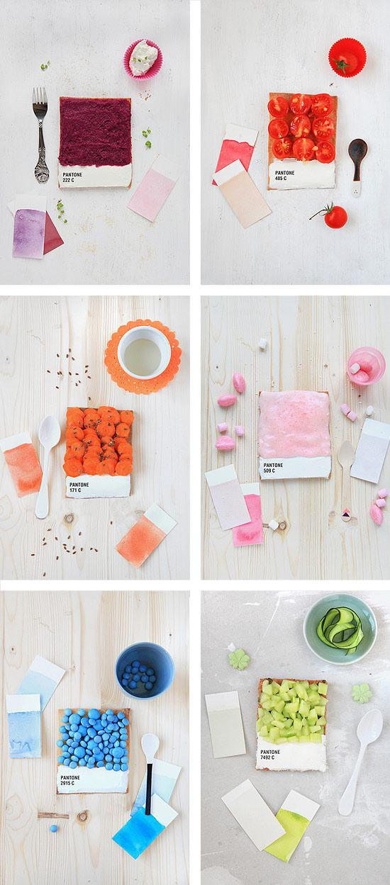 POLKADOT • DELICIOUS PANTONE thedesignerpad.com If you have...