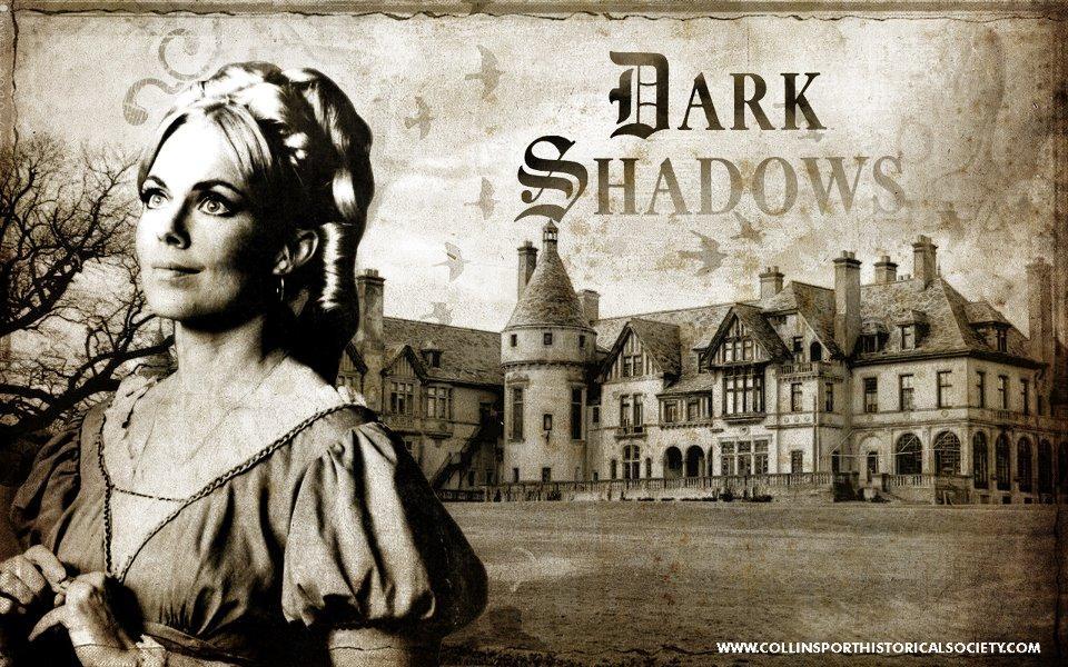 Exclusive Dark Shadows wallpaper