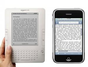 Should I Buy a Kindle or an iPad?