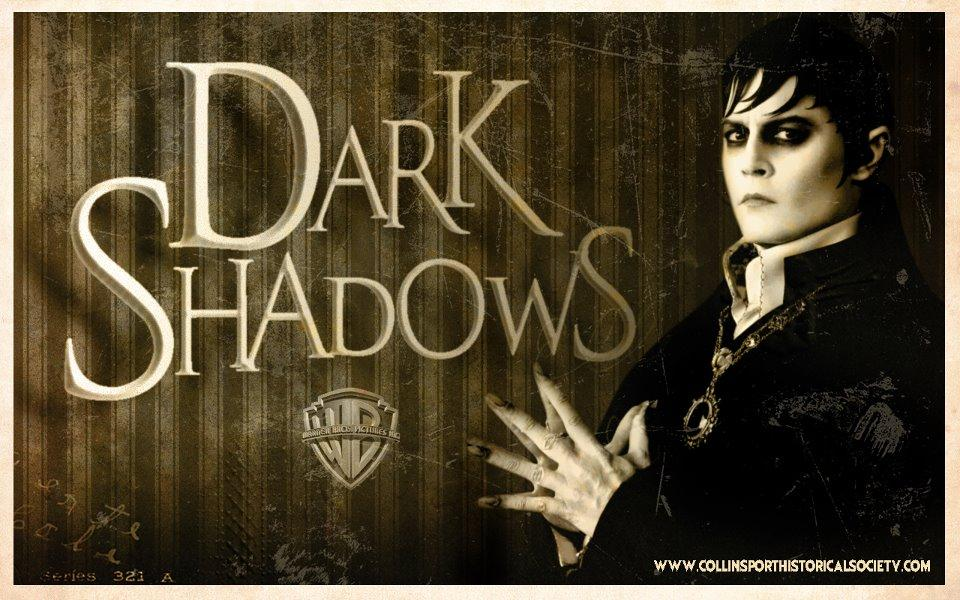 Exclusive Dark Shadows wallpaper