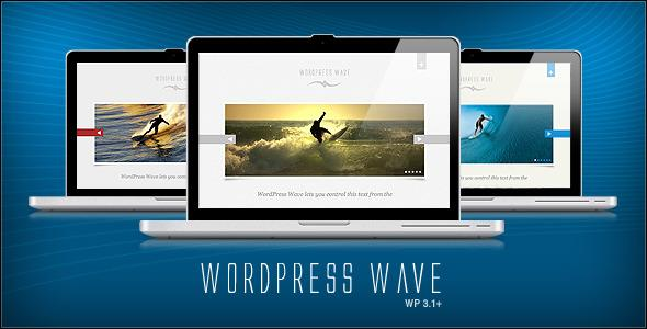 WordPress - WordPress Wave Portfolio + Blog | ThemeForest
