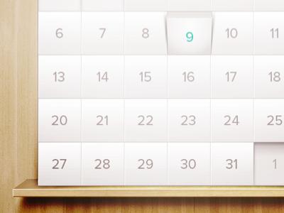 App Calendar by Jeffrey Jorgensen
