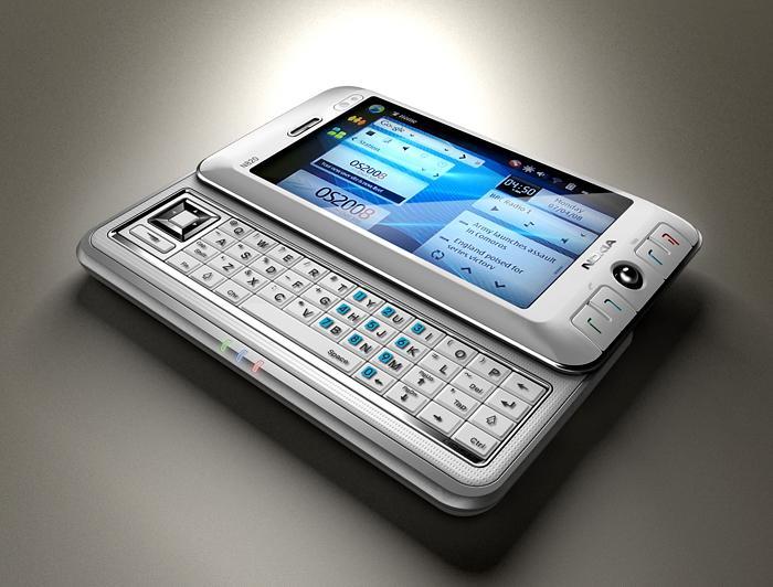 NOKIA Concept Smartphone by Jm Jo at Coroflot