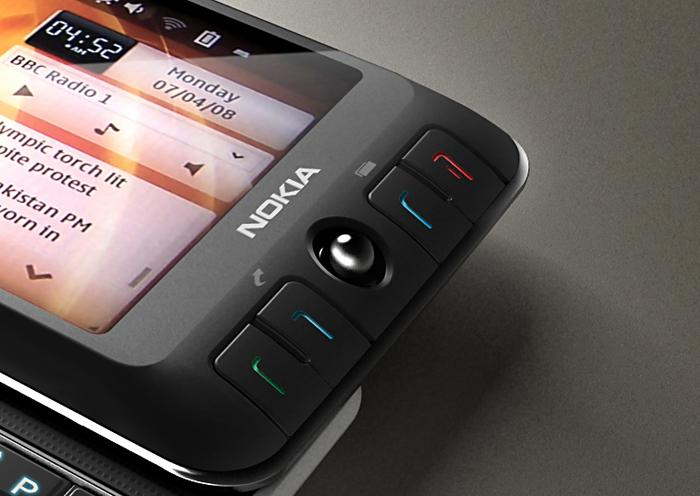 NOKIA Concept Smartphone by Jm Jo at Coroflot
