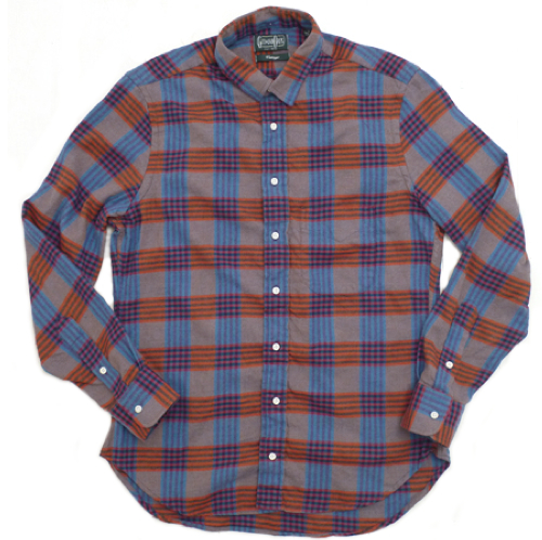 Gitman Vintage Plaid Flannel discount sale voucher promotion code | fashionstealer