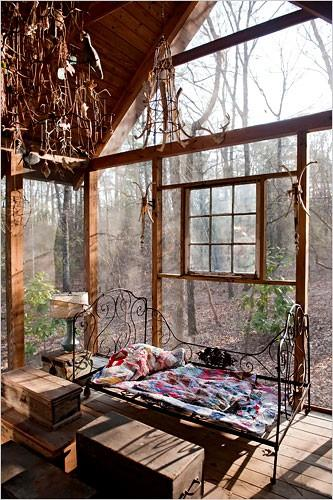 Inspiration for the Home / i'd nap there