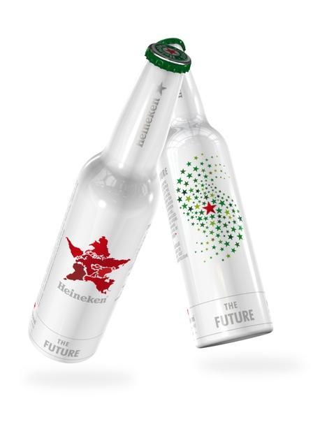 HEINEKEN Sustainability Challenge: A Look at the STR Bottle - Core77